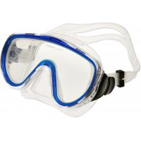 Cheap Oval glass fishing mask tempered glass diving mask swimming full face mask wholesale