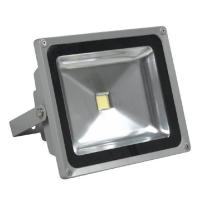 China IP65 Aluminium Die Castings , A380 50W Led Flood Light Housing With Lampholder wholesale
