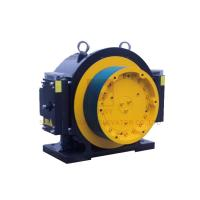 Buy cheap Weight 570kg Gearless Traction Machine Ac380v Max Static Load 5000kg from wholesalers
