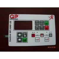 Thin Film Metal Dome Led Membrane Touch Switch With Silk Screen Printed