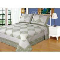 Buy cheap Irregular Cloud Stitching Bedroom Bedding Sets , 1 - 3cm Thickness Vintage Bedding Sets from wholesalers