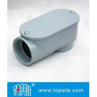 SLB Explosionproof Threaded Rigid Conduit Body , Conduit Outlet Body