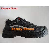 Genuine Leather Safety Shoes Men's Safety Shoes with Best Quality