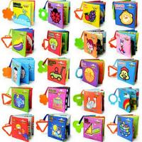 Cheap 20 Styles Cloth Books Baby Toy Educational Toys Sound Paper For  Baby Early Learning wholesale