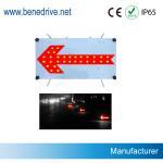 China Portable LED Arrow Board Directional Light Bar , Tab03X Flashing Arrow Boards wholesale