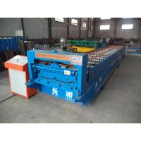 Cheap Roofing Sheet Roll Forming Machine ,Joint Type Roofing Sheet Making Machine wholesale