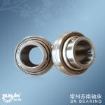 China Stainless Steel Ball Bearing Units 25mm SUC205 , Plummer Block Bearing Housing wholesale
