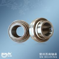 China Stainless Steel S440 Insert Bearing Units Dia 25mm SUC205 , SUC200 Ball Bearings for sale wholesale