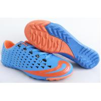 Cheap Rubber Sole Outdoor Soccer Cleats , Breathable And Waterproof Shoes wholesale
