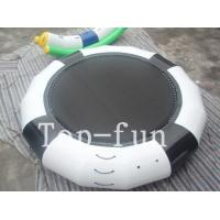 China Funny Inflatable Rrampoline Amazing PVC Inflatable Water Parks For Kids and Adults wholesale