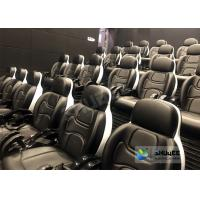 Buy cheap Electronic System Decoration 5d Cinema Equipment CPU Control / 5d Movie Theater from wholesalers