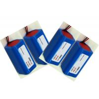 Long Life Lithium Battery / 18650 Lithium Ion Battery Pack 4S1P For For Robot Vacuum Cleaner