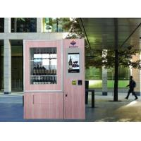 Buy cheap Winnsen Mini Mart Wine Vending Machine With Elevator Lift System , 22 Inch Touch Screen from wholesalers