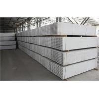 Cheap Mgcl2 / Fiber Structural Wall Panels Partition Wall board Replacement Precast Concrete wholesale
