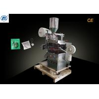 High Efficiency Automatic Tea Bag Packaging Machine CE SGS Certification