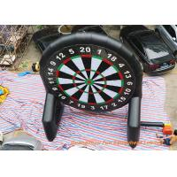 Buy cheap Inflatable Double Sided Foot Dart Games , Velcro Dart For Club Sports from wholesalers