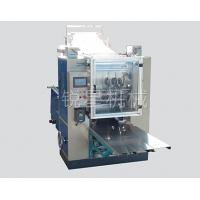 China Button Type Embossing Folding Machine For Non Woven Boxes 50hz 8.5kw 380v wholesale