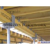 High Strength Slab Scaffolding System Table Head Connector Fasten H20 Beams To Props