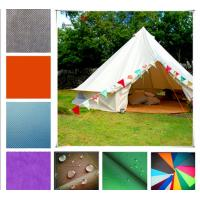 Cheap PVC/PU Coated Oxford Fabric for Tent / Outside Tent wholesale