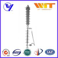 China 36KV Ploymeric Surge Diverter for Transmission Line Lightning Protection wholesale