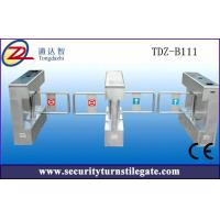 Cheap High Speed SS304 Pedestrian Turnstile access Control for Subway Station wholesale
