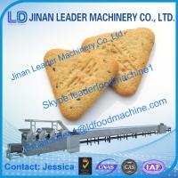 Cheap Automatic Biscuit Process Line / Biscuit making lines with low price wholesale
