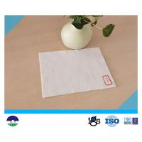 China 600GSM Geotextile Drainage Fabric Small Openings High Water Flow Rates wholesale