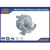 Cheap 7.5KW Side Channel Blower , gas ring type compressor , aluminum alloy vacuum pump wholesale