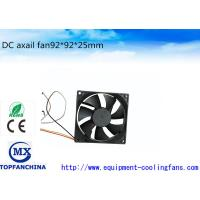 3.6 Inch Laptop Cooling DC Axial Fans Waterproof / Corrosion Protection