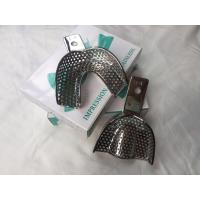 #4 Professional Dental Impression Trays Highest Grade Surgical Stainless Steels