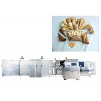 China Fully Automatic Rolled Sugar Production Line With Stainless Steel Texture , High Speed wholesale