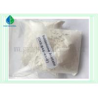 China Anabolic Boldenone Acetate Raw Steroid Powders , Boldenone Powder Cutting Cycle Steroids 846-46-0 wholesale