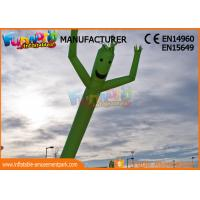 China Durable Interesting Mini Inflatable Sky Dancer 4m , 5m , 6m , 7m , 8m wholesale