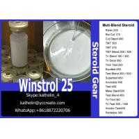 China Water Based Milky Winny 25 Winstrol 25 mg/ml Oral Conversion Steroid Oil For Bodybuilding wholesale