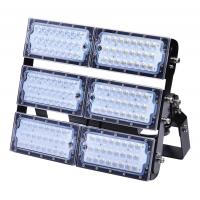 Buy cheap 300 Watts Adjustable LED Flood Lights Lumileds With AluminumFinMaterial Waterproof IP65 from wholesalers