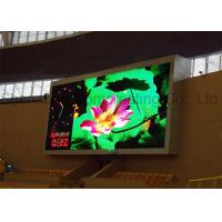 Buy cheap High Definition Program 3mm LED Video Screen G - energy Power Supply from wholesalers