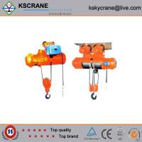 Cheap MD Model Electric Wire Rope Pulling Hoist 1ton wholesale