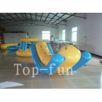 China Outdoor Summer Water Games inflatable Water Park Game For Kids And Adults wholesale