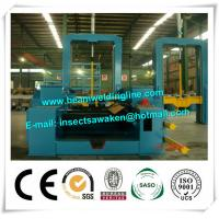 Automated H Beam Assembling Machine For Steel Construction Need