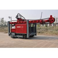 Hydraulic System RC4 Water Well Drilling Rig 97KW / 420 mm Drilling Hole