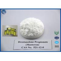 Buy cheap 521 12 0 Masteron Drostanolone Propionate , White Masteron Propionate Powder from wholesalers