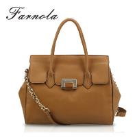 Cheap top brand famous ladies office retro leather mature women handbags wholesale