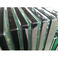 Heat Strengthened 10mm PVB Laminated Glass Interior Doors Safety Glass Film