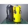 Cheap Outdoor Waterproof Dry Tube Bag , Shoulder Bag Backpack Seal Handbag wholesale