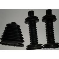 EPDM Rubber Silicone Dust Cover , Silicone Rubber Bellows For Automotive