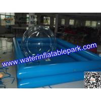 Cheap Double Tube  Popular Extra Large Inflatable Pool For Business wholesale