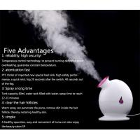 Cheap moisturizing whitening essential oil diffuser,Q-face steaming device sprayer facial moisturizing nano ion steam beauty wholesale