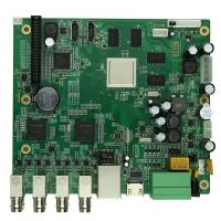 Cheap Wireless , 3G Turnkey DFM / Turnkey PCB Assembly 4ch 1080P Realtime Recording wholesale