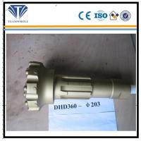 203mm Diameter DHD360 Water Well Drill BitsHigh Abrasion Resistant Cemented Carbide