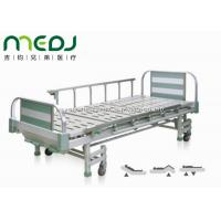 China Eight Legs Green Medical Equipment Beds 3 Cranks MJSD05-11 500-700mm Height wholesale